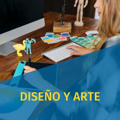 DISEÑO Y ARTE curso certificados